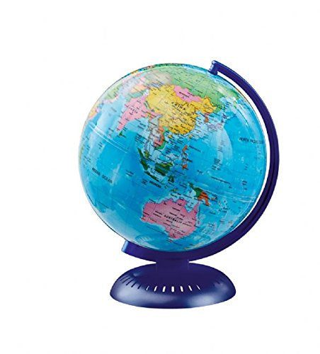 Brainstorm 14cm World Globe