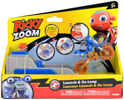 Ricky Zoom Launch And Go Loop