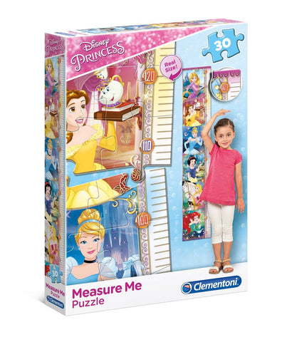 Disney Princess Measure Me Puzzle
