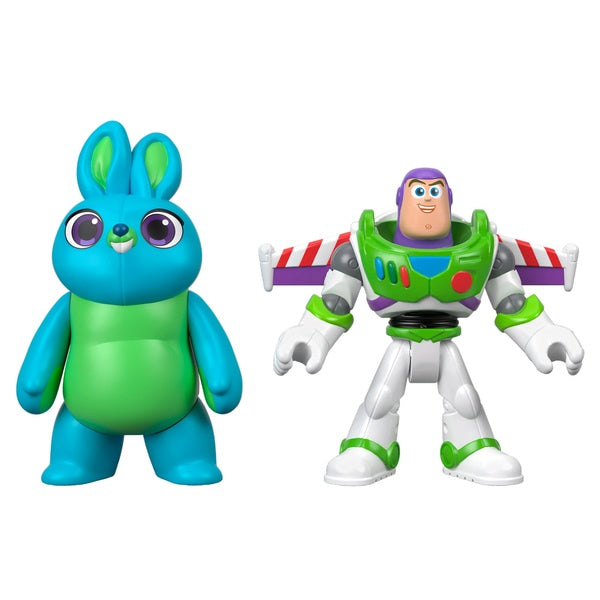 Imaginext Toy Story 4 Bunny & Buzz Lightyear