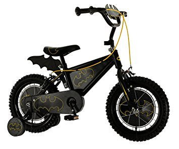 Batman Bike - Black 14 Inch