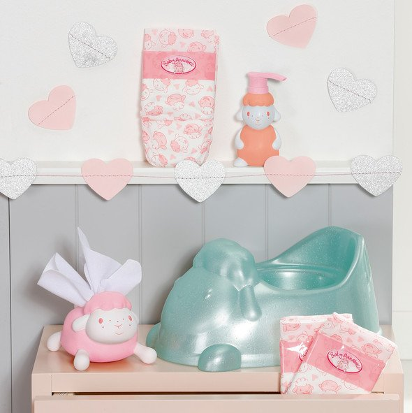 Baby Annabell Potty Set