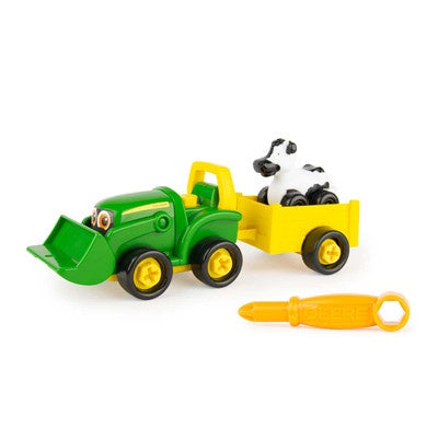 John Deere Build A Buddy Bonnie Wagon