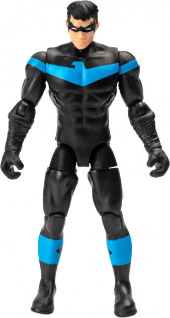 Batman 10cm Nightwing Figure With 3 Mystery Accessories