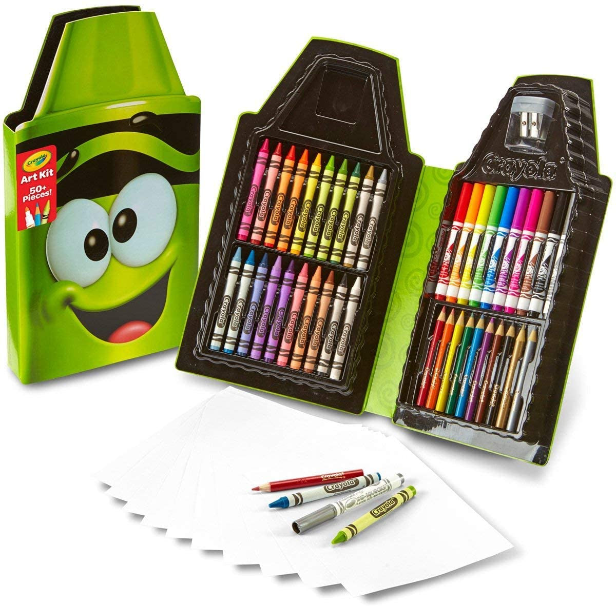 Crayola 50pc Art Set in Carry Case