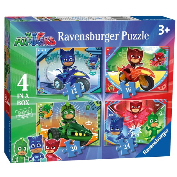 PJ Masks Race to the Rescue Jigsaw Puzzle