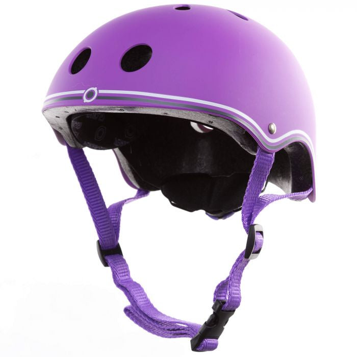Globber Junior Safety Helmet - Purple