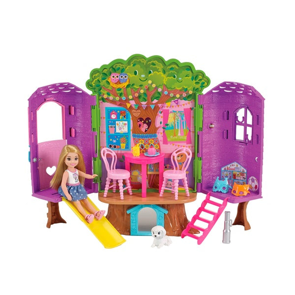 Barbie Club Chelsea Chelsea Treehouse