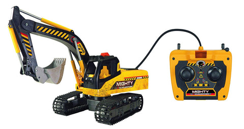 Dickie Mighty Excavator R/C Construction Excavator