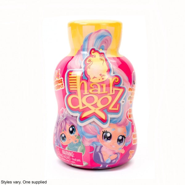 Hairdooz Shampoo Pack Collectable