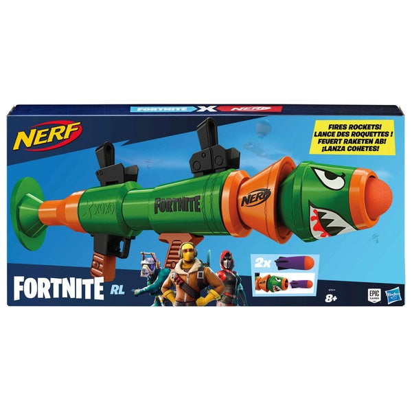 Nerf Fortnite RL