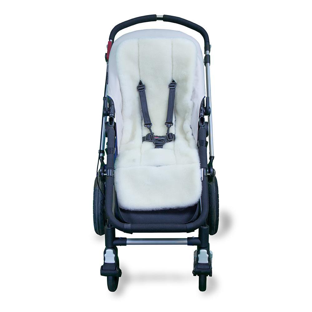 outlook pram liner lambswool