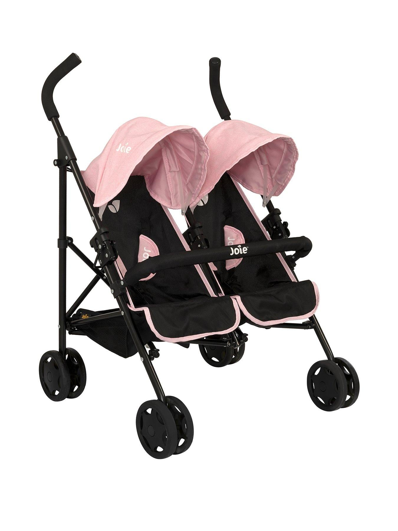 Joie Junior Twin Stroller Dolls Pram