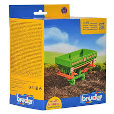 Bruder 02327 Amazone Fertiliser Spreader
