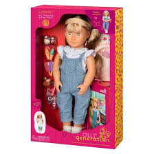 Our Generation Deluxe Doll - Lorelei