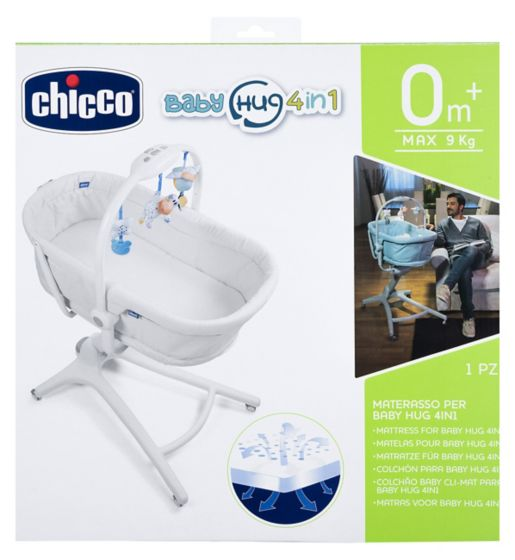 Chicco BabyHug 4in1 Mattress