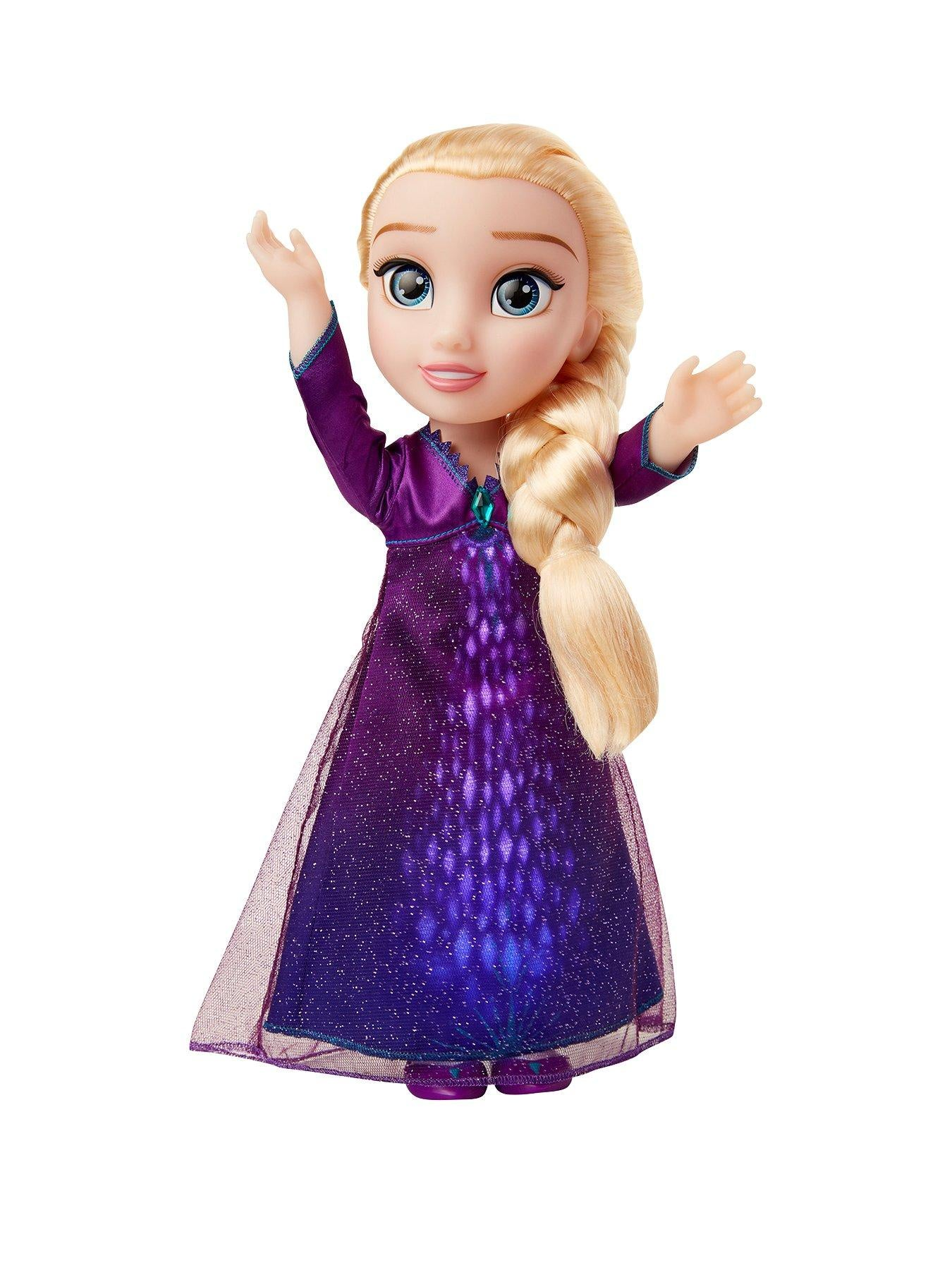 Disney Frozen II Elsa Singing Doll