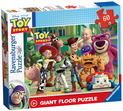 Toy Story Giant Floor Jigsaw Puzzle 60pc