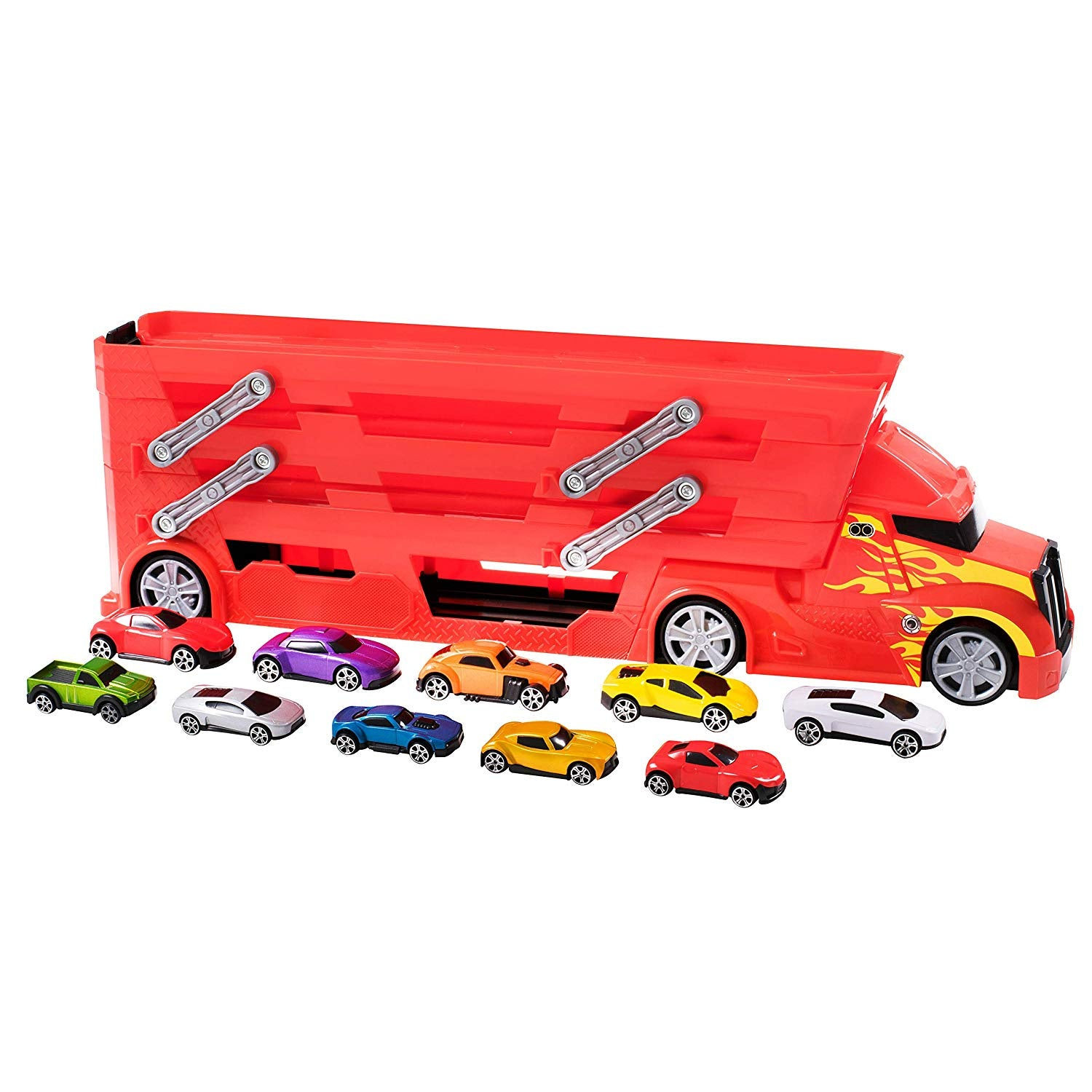 Teamsterz Car Transporter Launcher