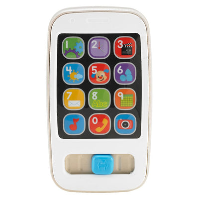 Fisher Price Laugh And Learn Smart Phone White