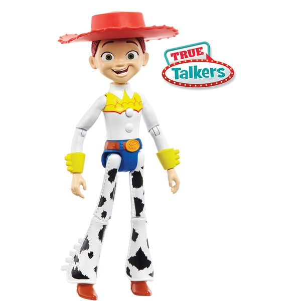 Toy Story 4 True Talkers Figure Jessie