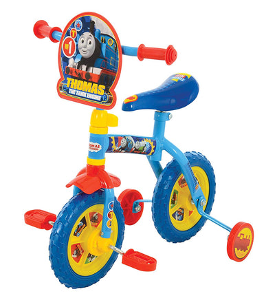 "Thomas & Friends My First 2-In-1 10"" Training Bike"