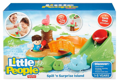 Fisher Price Little People Bath Island