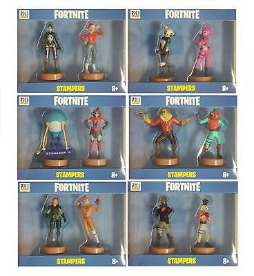 Fortnite Stampers Figure 2pk