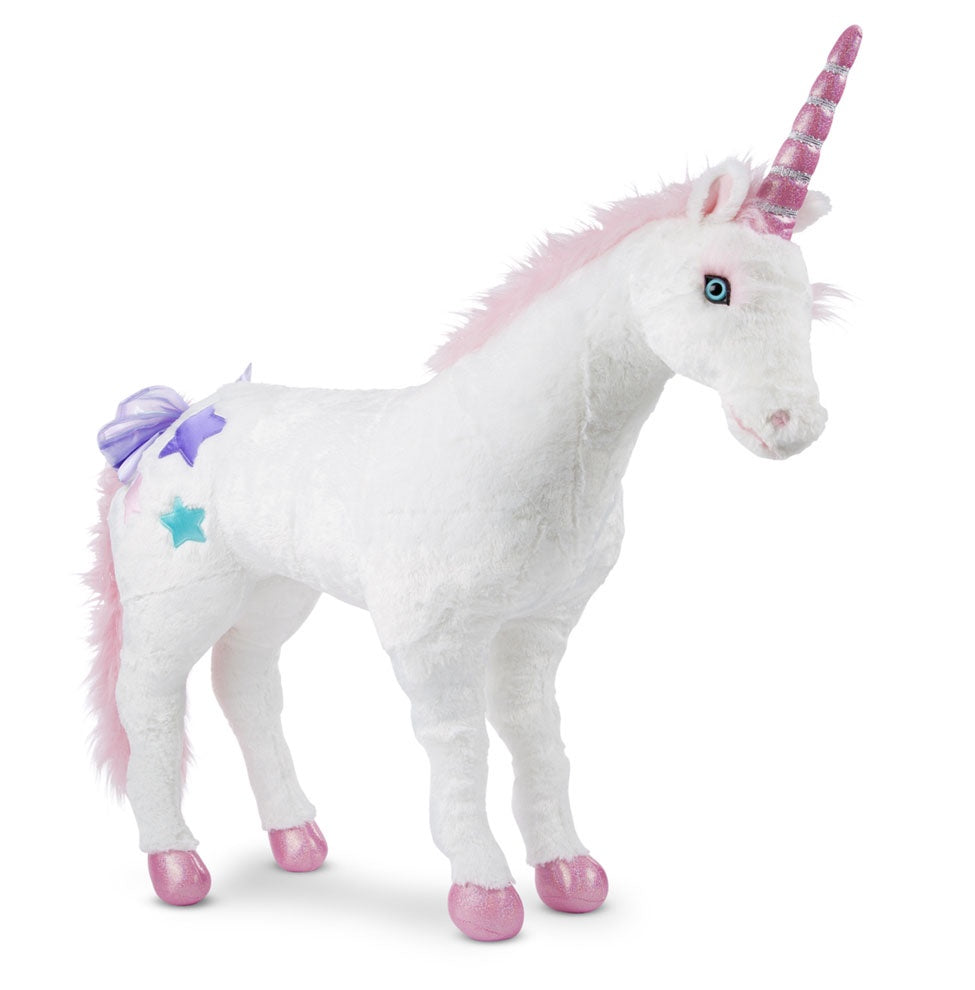 Melissa & Doug Unicorn Large Plush
