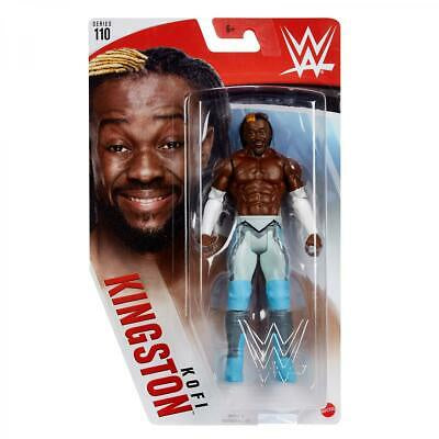 WWE Wrestling Figure Kofi Kingston