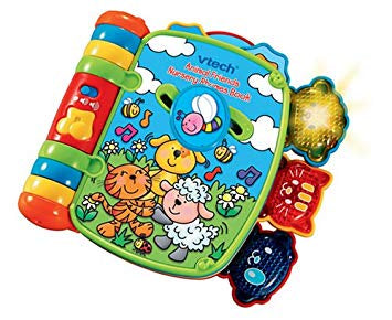 Vtech Baby Animal Friends Nursery Book