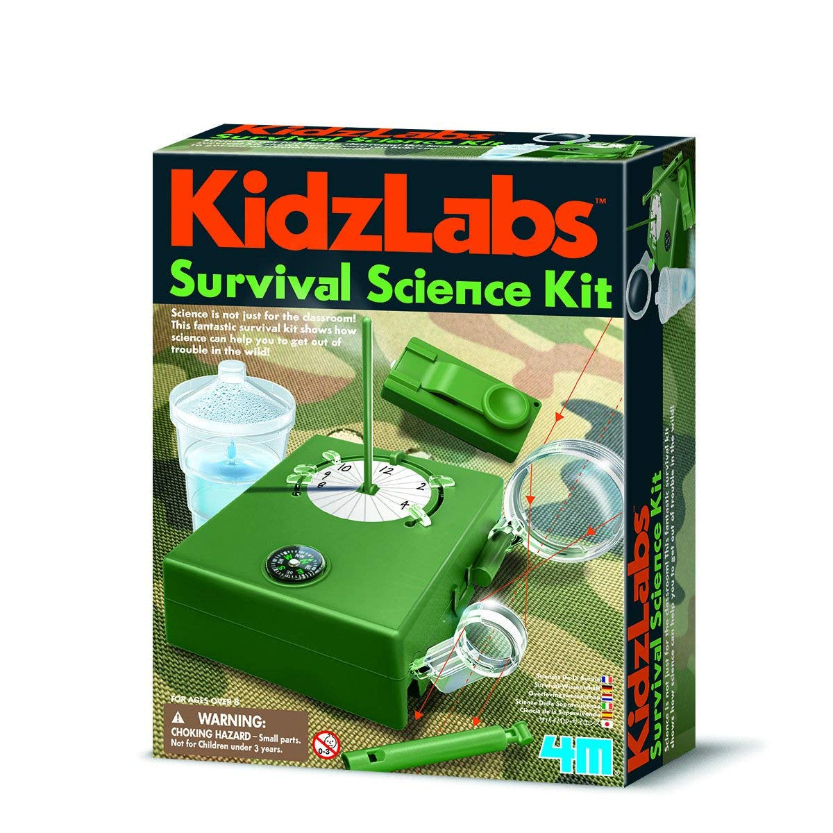 Kidz Labs Survival Science