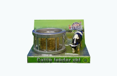 Kids Globe 1961- Cattle Feeder Set