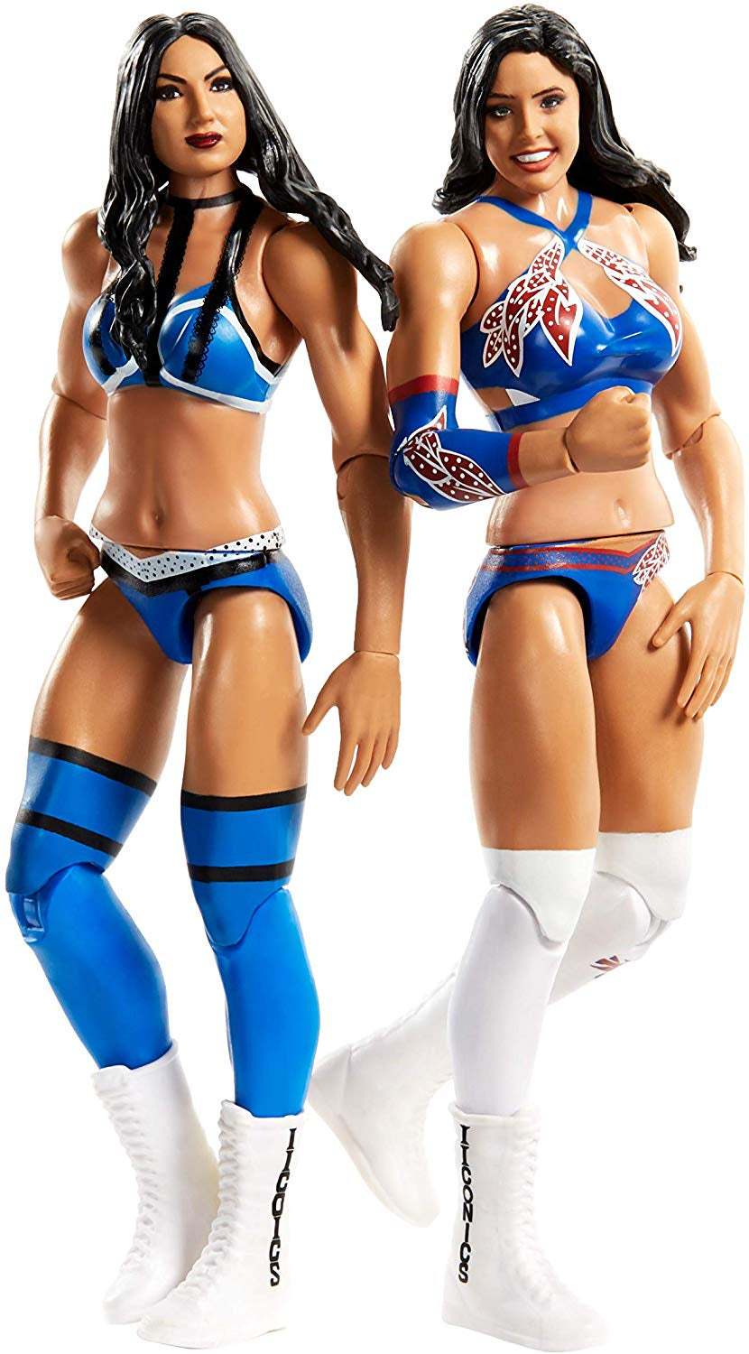 WWE Wrestling Figure Battle Pack Billie Kay And Peyton Royce