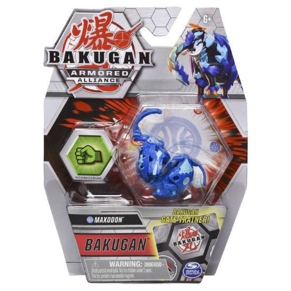 Bakugan Armoured Alliance Core Ball Figure Maxodon