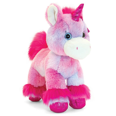 Keel Glitter Gem Soft Toy Unicorn 30cm