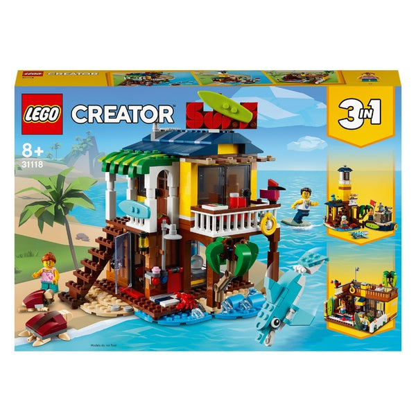 Lego Creator 31118 Surfer Beach House