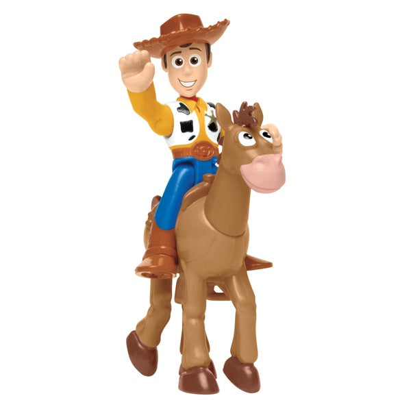 Imaginext Toy Story 4 Woody & Bullseye
