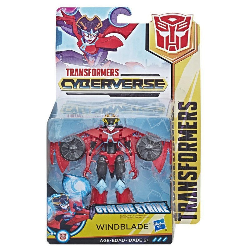 Transformers Cyberverse Action Attackers Windblade