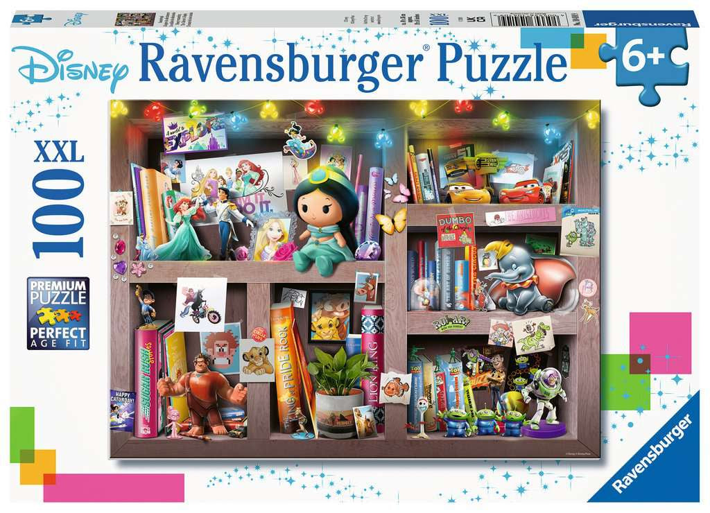 Ravensburger Disney 100pc Jigsaw Puzzle