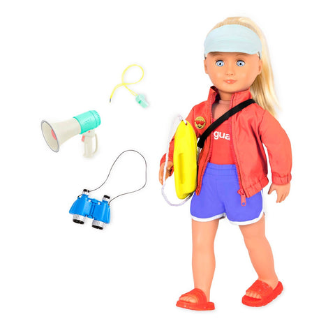 Our Generation Lifeguard Doll Seabrook