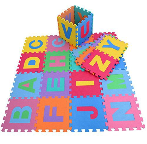 Alphabet Puzzle Mat 26pc
