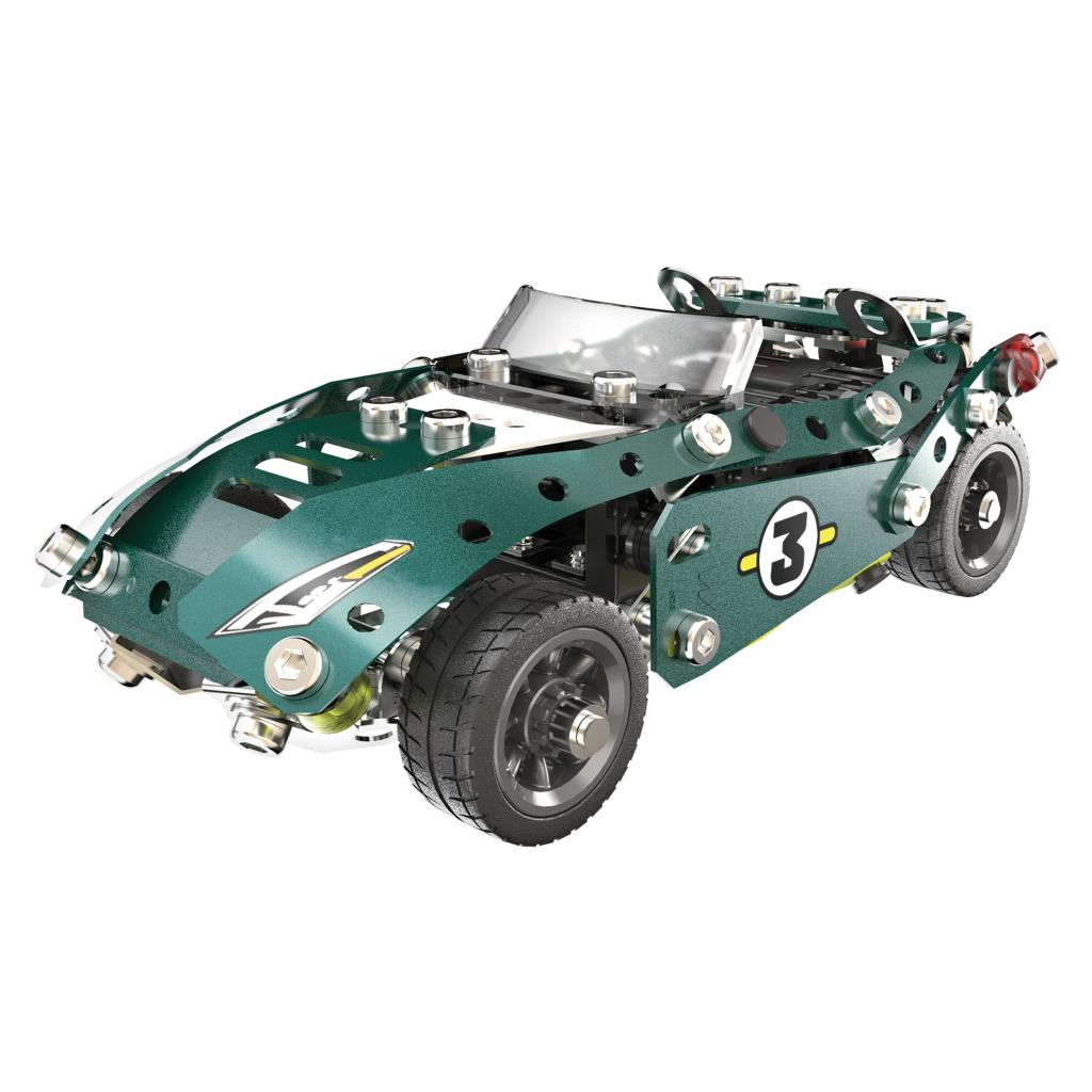 Meccano 5 in 1 Roadster Cabriolet Set