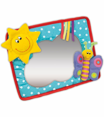 Galt Smiley Sun Mirror