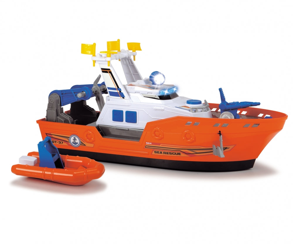 Dickie Toys Rescue Ship Light & Sound