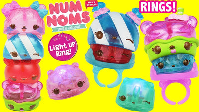 Num Nom Lights Mystery Pack Series 2.1