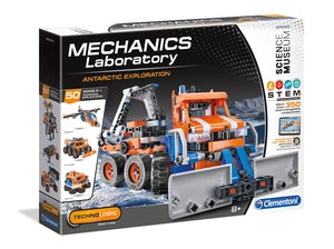Mechanics Laboratory Antarctic Exploration Construction Set