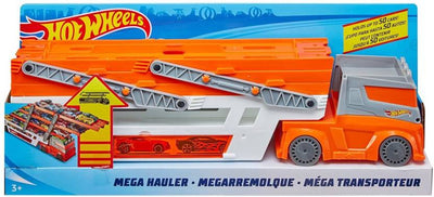 Hot Wheels Mega Hauler Orange