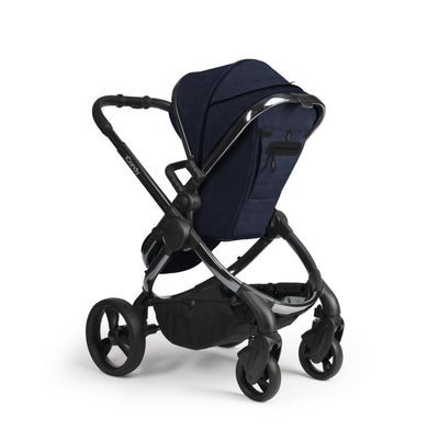 2020 iCandy Peach Pushchair / Carrycot Combo - Phantom Navy Check