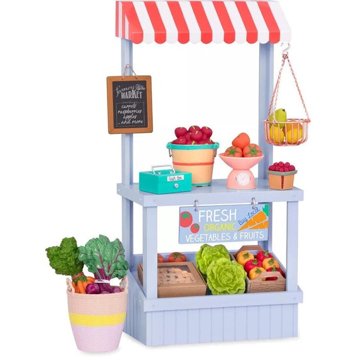 Our Generation Farmers Market Playset